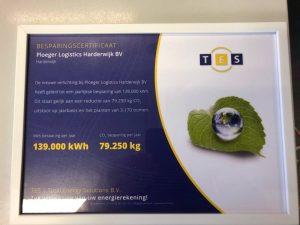 Besparingscertificaat Ploeger 2